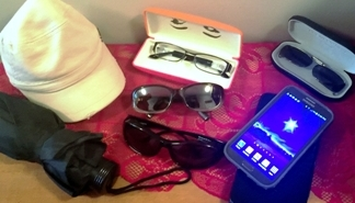 Eye sensitivity to light - Leann's outdoor essentials