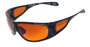 BluBlocker Viper blue light filtering sunglasses