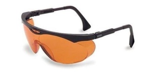 Uvex S1933X Skyper Safety Eyewear as Blue light filter SCT-Orange UV Extreme Anti-Fog