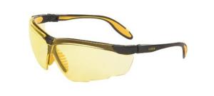 Uvex S3522 Genesis X2 Safety Eyewear Amber Lens