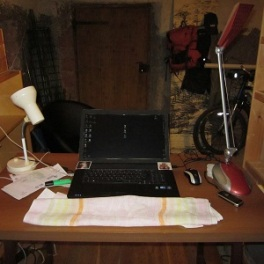 anti-reflective glare free computer lighting - 2 desk lamps 2