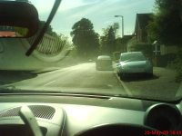 driver fatigue and eye strain_dashboard reflection and veiling glare non-polarized sunglasses