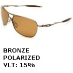 driver fatigue and eye strain_Oakley Bronze polarized