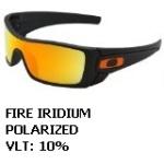 driver fatigue and eye strain_Oakley Fire Iridium polarized
