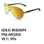 driver fatigue and eye strain_Oakley Gold Iridium polarized
