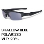 driver fatigue and eye strain_Oakley Shallow Blue polarized