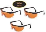 anti-glare-uvex-s1933x-skyper-safety-eyewear-black-frame-sct-orange-uv-extreme-anti-fog-lens-3-pack