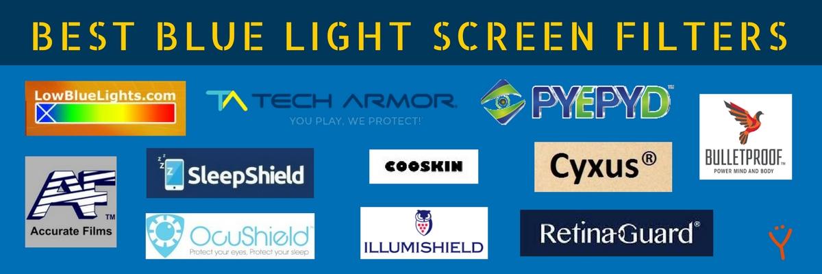 Best blue light screen protectors