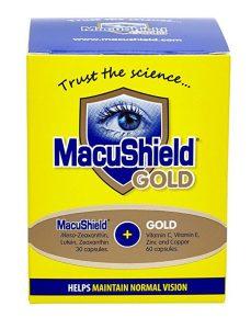 Lutein-zeaxanthin-meso-zeaxanthin eye supplement_Macushield GOLD
