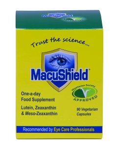 Lutein-zeaxanthin-meso-zeaxanthin eye supplement_Macushield Vegetarian