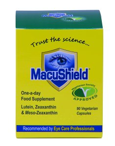 Lutein-zeaxanthin-meso-zeaxanthin eye supplement_Macushield Vegetarian